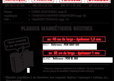 caoutchouc magnetique 1 400x284 - Signalisation