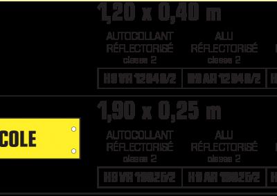 convoi exceptionnel 2 400x284 - Signalisation